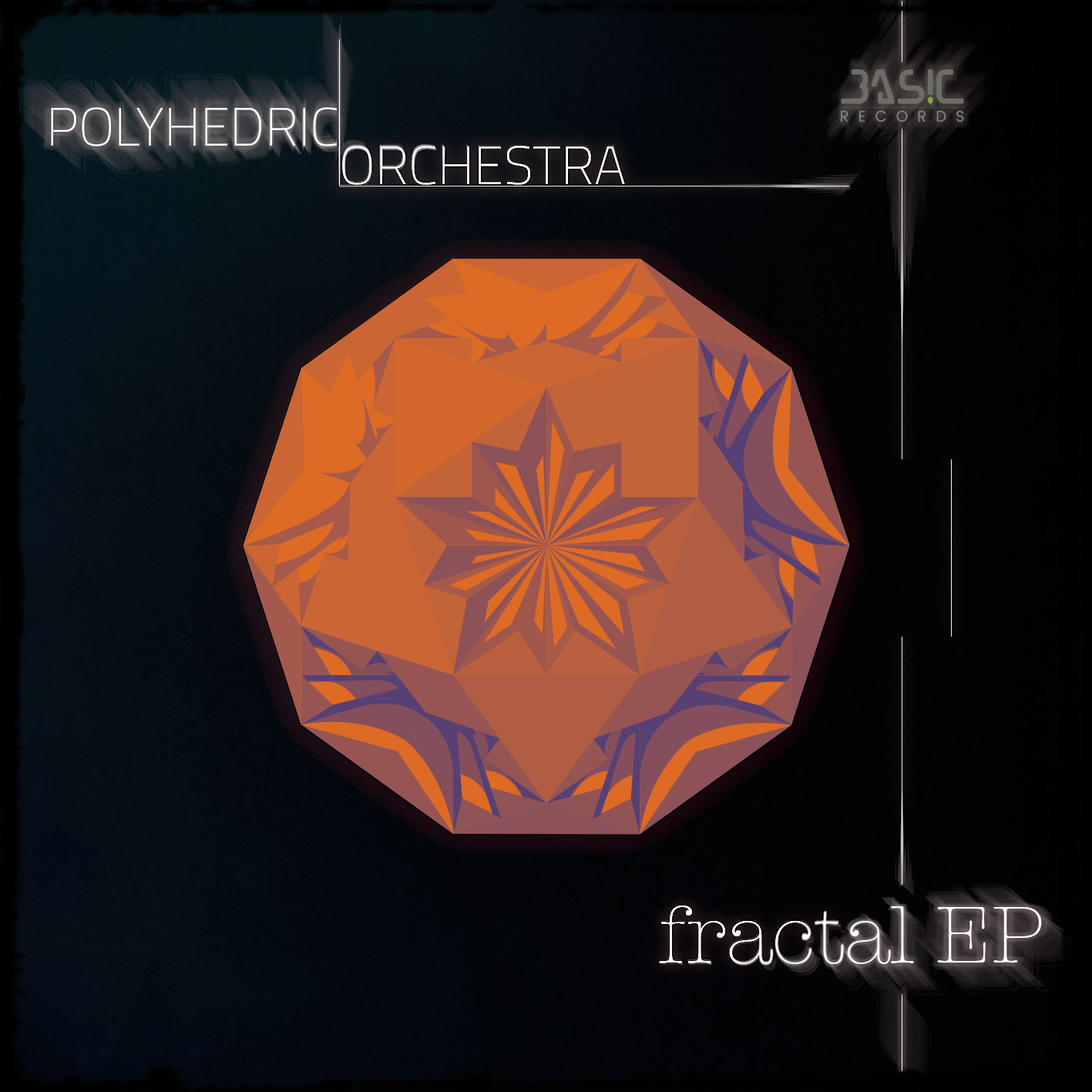 POLYHEDRIC ORCHESTRA - Fractal EP
